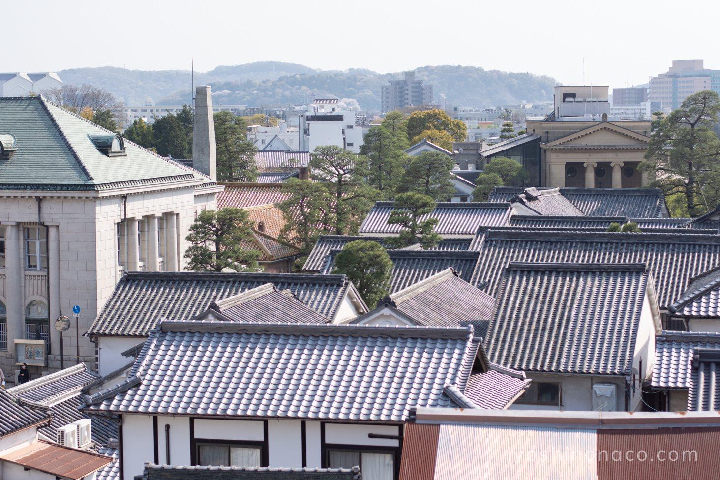 観龍寺からの眺め