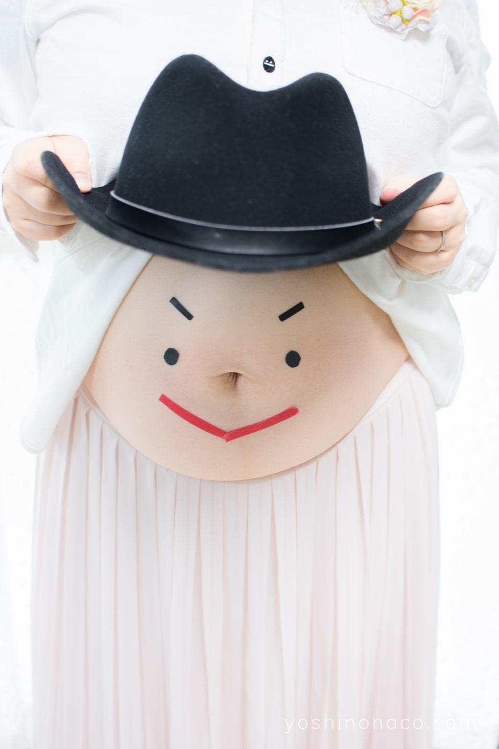 吉野なこ マタニティフォト撮影